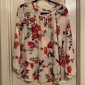 Floral Old Navy top